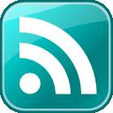 フリー素材:Web2.0チックなフィードアイコン