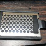 Lenovo ThinkPad X201S ノートパソコンをHDDからSSDに換装!マザーボードのSATA規格を※要確認※