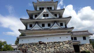 日本で最も美しい山城「郡上八幡城」(岐阜県郡上市)で新緑を楽しんできました