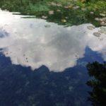 モネの池(岐阜県関市板取)観光!超綺麗な写真が撮れる絶景スポット