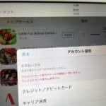 何度やってもiPadからクレジットカードが登録できない件 → iTunesで解決