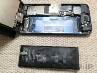 iphone5-disassembly-battery-exchange-12