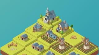 スマフォゲーム「2048」の次は「2048 City」をプレイすると新鮮!かもしれないです