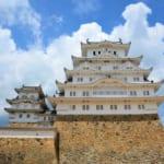 白く輝く「姫路城(白鷺城)」が超絶美しい!平成の大修理後2015年のときの写真です