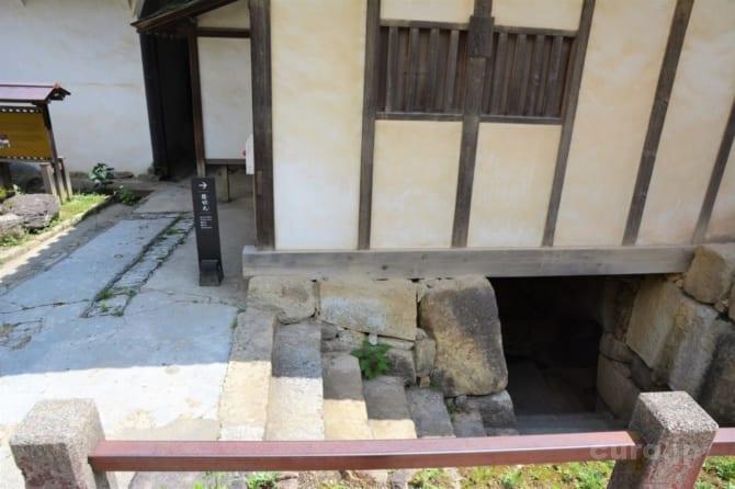 姫路城「腹切丸」