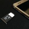 Android (HUAWEI P10 Lite) に音楽ファイルを転送して再生!microSDカードもOK!