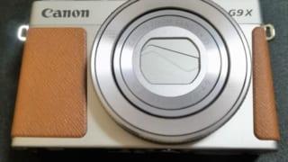 初・初期不良!CANONのデジカメ「PowerShot G9 X Mark II」を新品で買ったら電源が入らなくてズッコケました