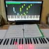 カシオの光ナビゲーションキーボード LK-228とSynthesia(シンセシア)でお手軽ピアノ練習!ピアノ初心者も両手でチャレンジ!