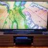 背面収納付きローテレビ台『ステラ』をレビュー!組み立てから大画面テレビ+PS4+サウンドバー+録画HDDを実際に設置してみた!